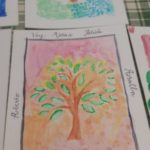 WAMC Summer Enrichment Program - Water Colors Art Class with Mrs. Coyle