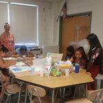 WAMC Summer Enrichment Program - Water Colors Art Class with Mrs. Coyle