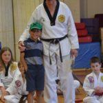 WAMC Summer Enrichment Program - Students Learn Taekwondo