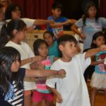 WAMC Summer Enrichment Program - Students Learn Taekwondo