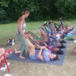 WAMC Summer Enrichment - Vastu Health Leads Weekly Yoga Lessons for Students