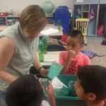 WAMC Summer Enrichment Students Learn About Enviromental Science