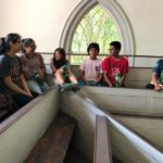 WAMC Students Go On Local History Field Trip.