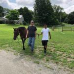 WAMC Summer Enrichment Program - Amity Horse Farm Field Trip