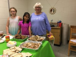 WAMC Students Learn About Breads of the World.