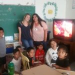 WAMC Summer Enrichment Program Class 1 Students Learn About Water Cycle