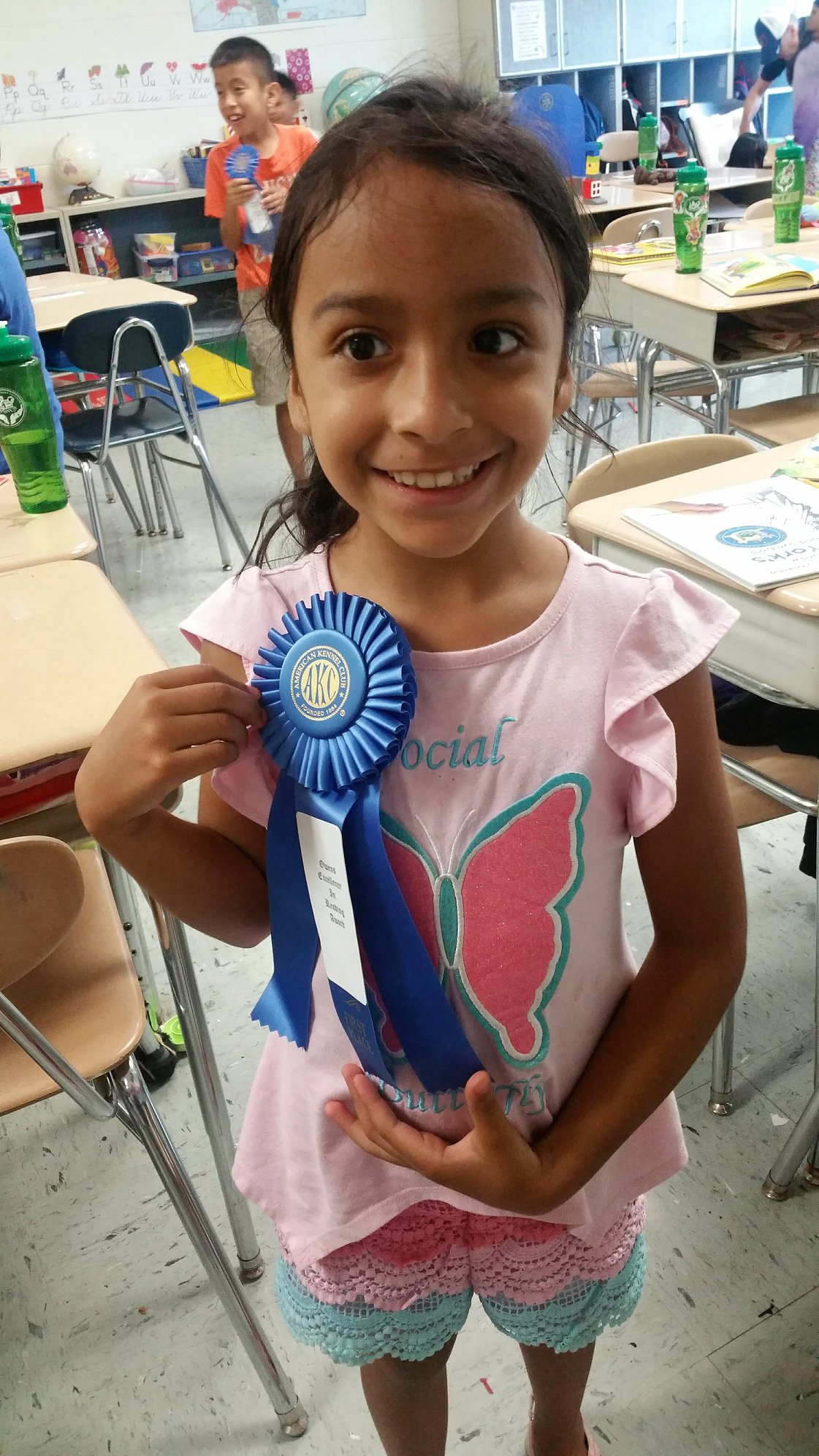 WAMC Summer Enrichment Program Student Reader of the Week for Aug. 6, 2018