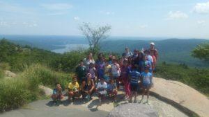 WAMC Summer Enrichment Program Students Visit Bear Mountain