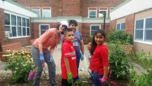WAMC Students Learn About Horticulture