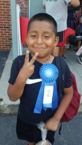 WAMC Student Reader of the Week