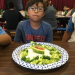 WAMC Students Make Cheese & Learn About Nutrition.