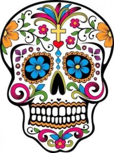 The Folk Arts Program at Arts Mid-Hudson, Latinx Project and the Warwick Area Migrant Committee present a Día de los Muertos (Day of the Dead) program on Thursday, November 1 from 6 p.m. - 8 p.m.