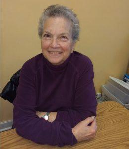 Sharon Halper - Chairperson