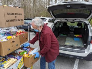 The WAMC continues its COVID-19 Response Food Outreach Program.