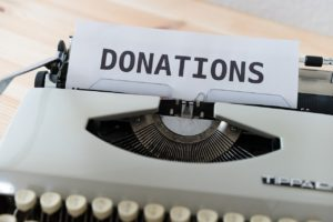 The WAMC cannot accept certain donations due to space limits.